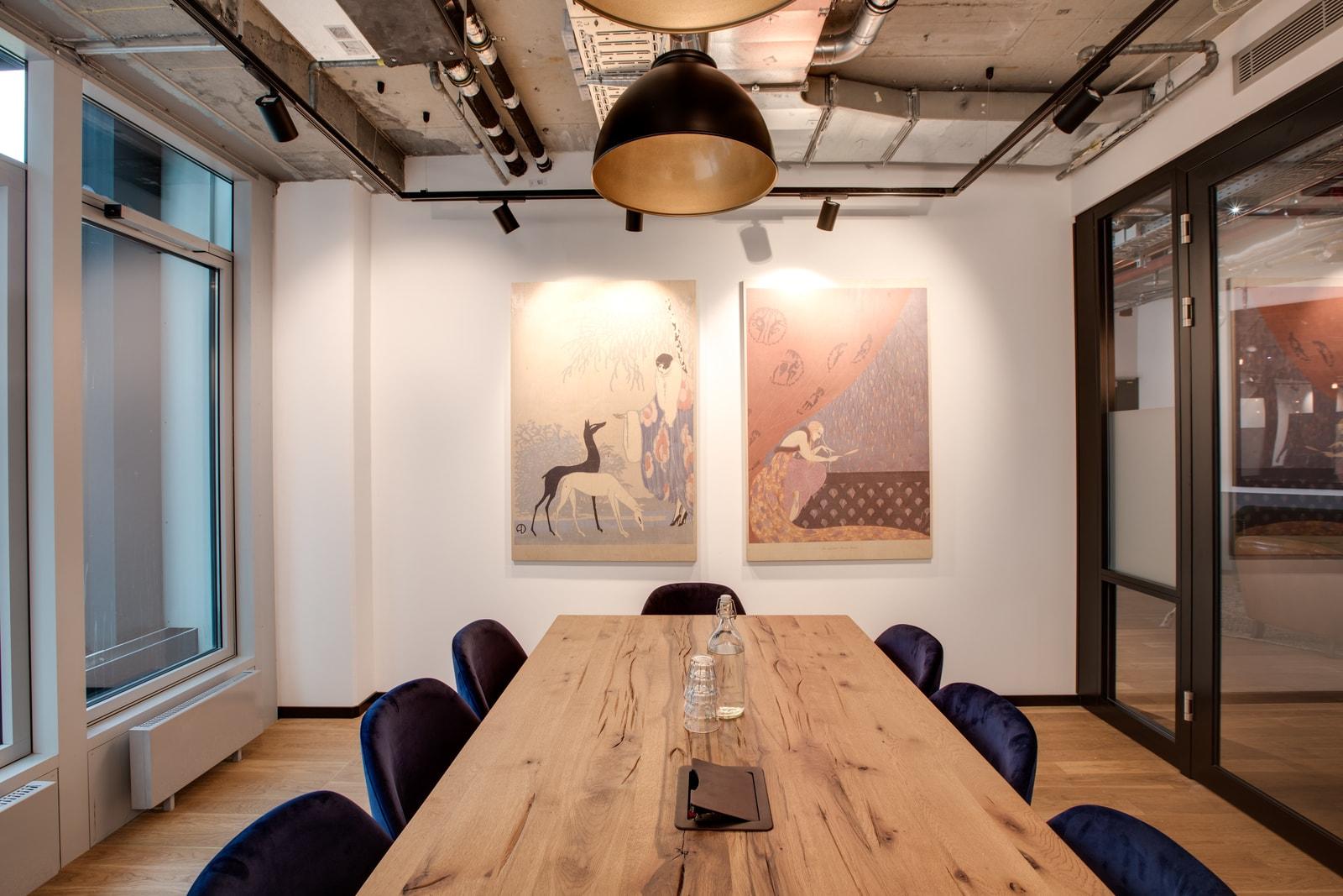 Neue Mainzer Straße 66-68 meeting room 2