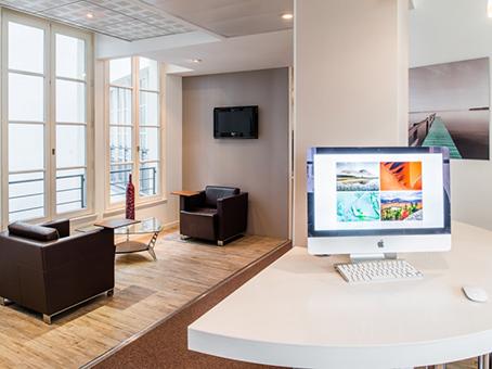Rent office space paris rue de rennes