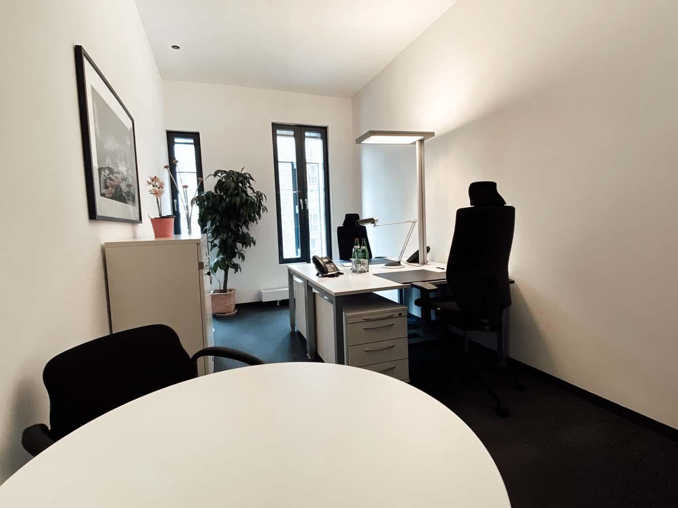 Überseeallee Büro 201-2