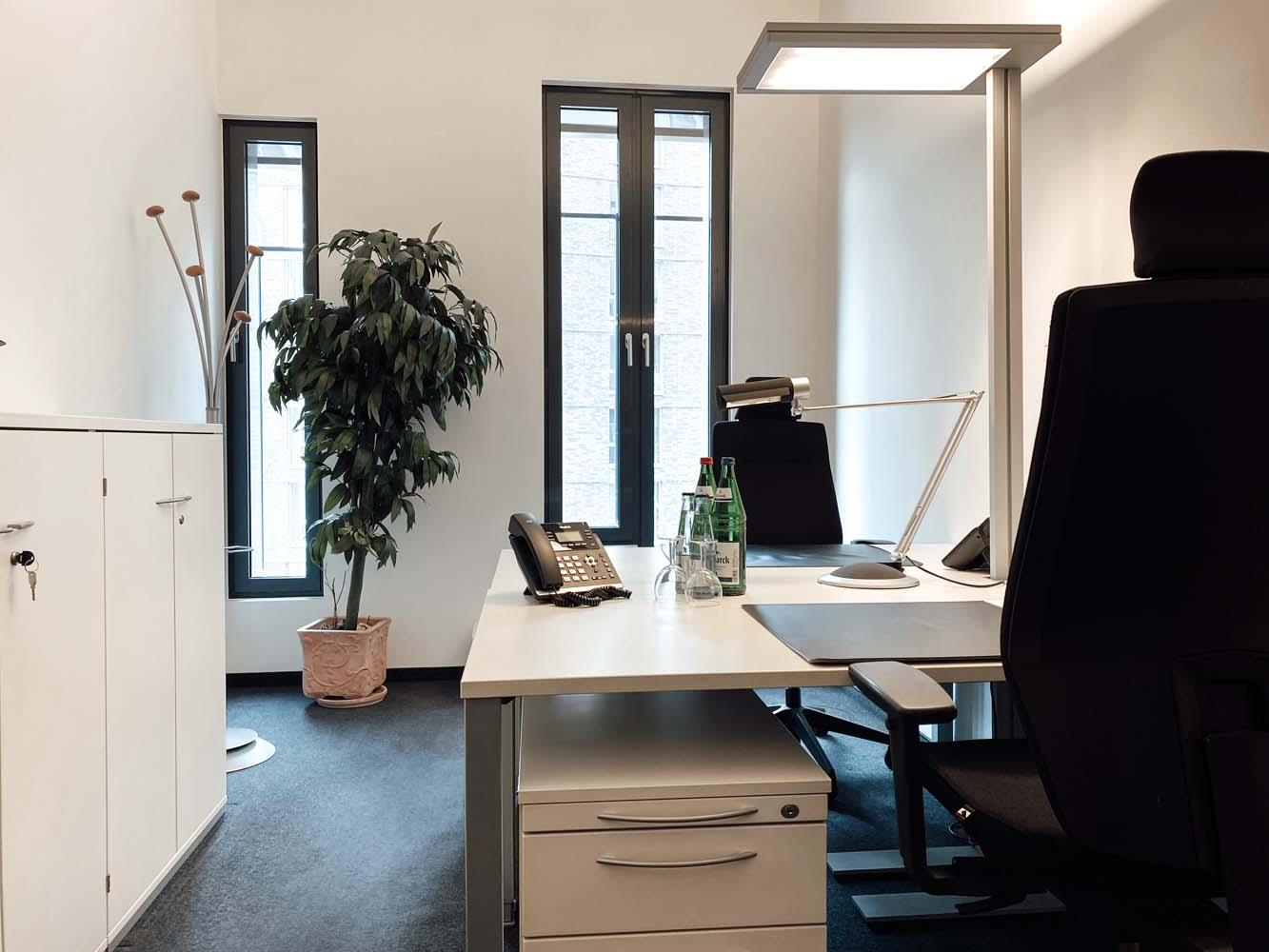 Überseeallee Büro 201-3