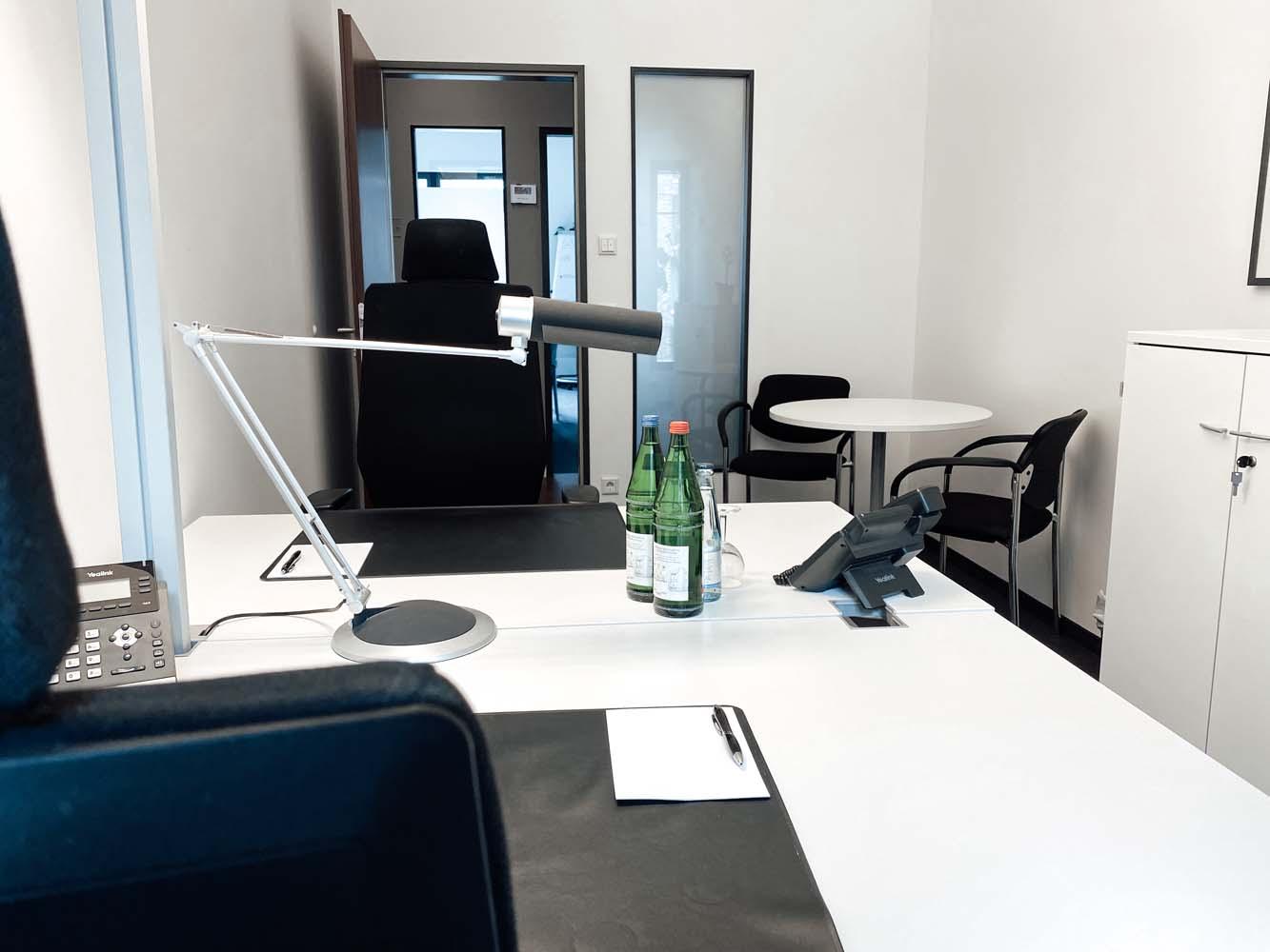 Überseeallee Büro 201-5