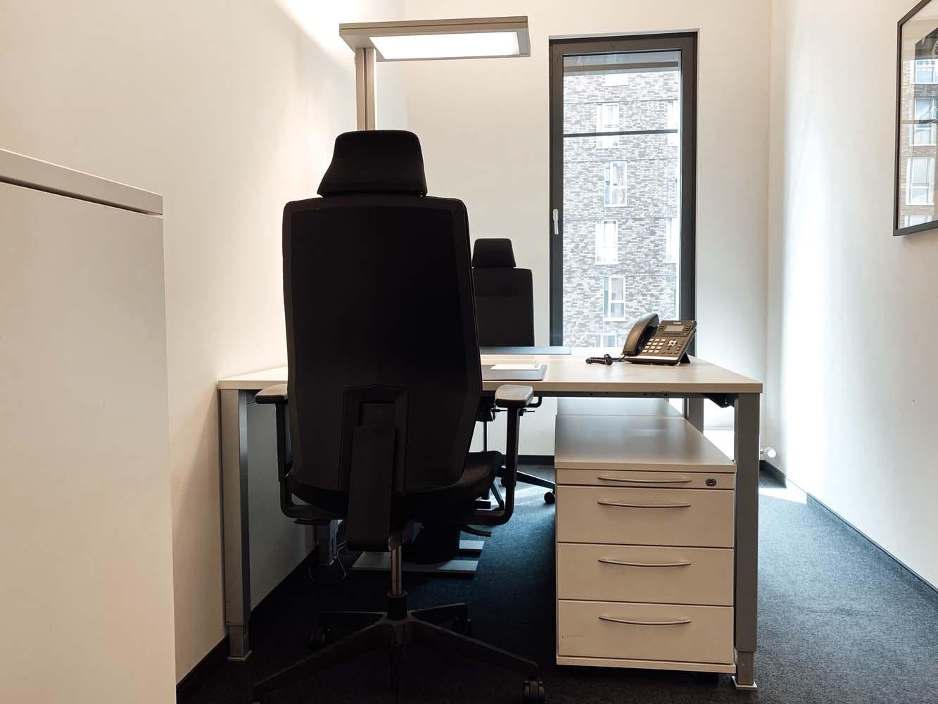 Überseeallee Büro 204-3