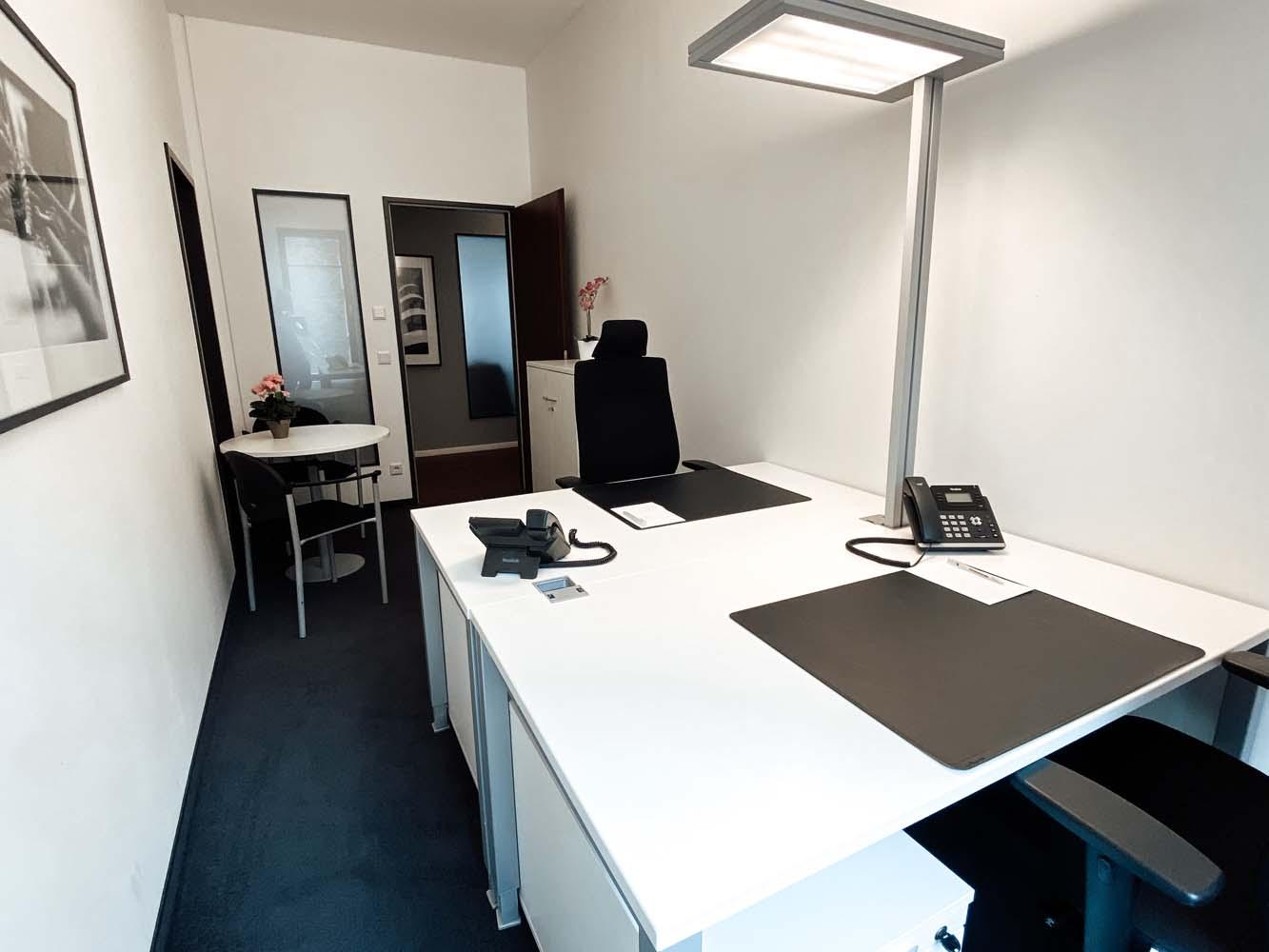 Überseeallee Büro 204-4