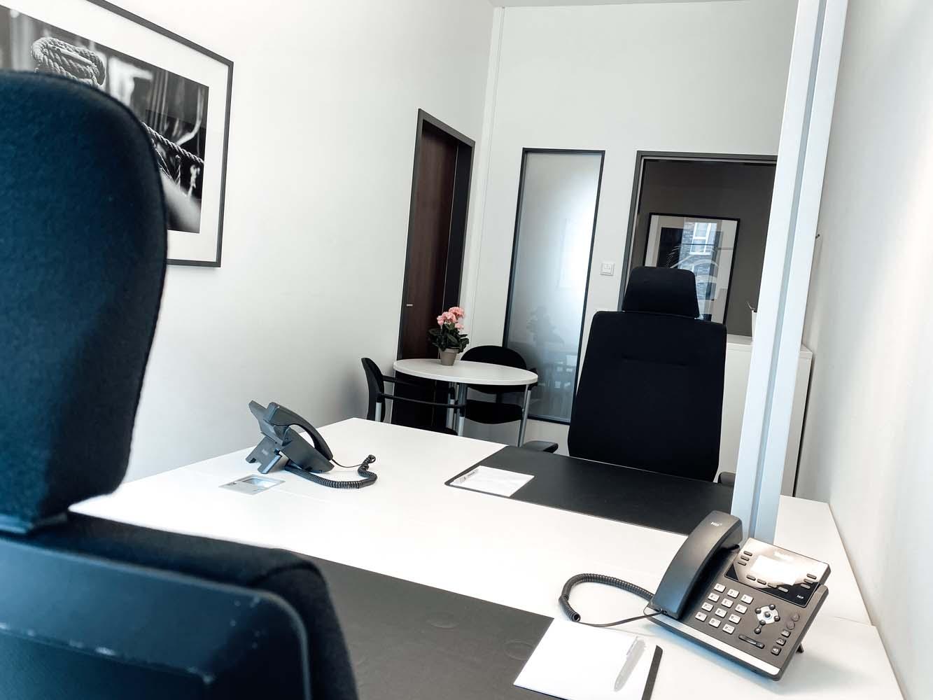 Überseeallee Büro 204-5