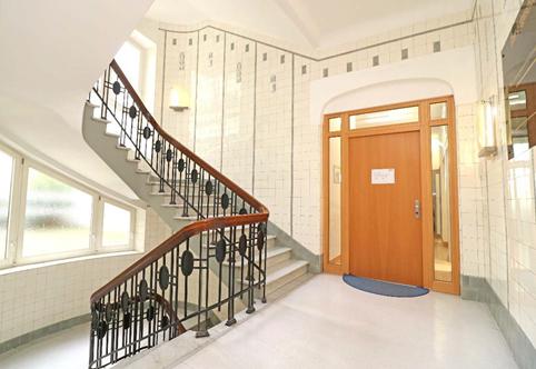 ferdinandstraße stairway