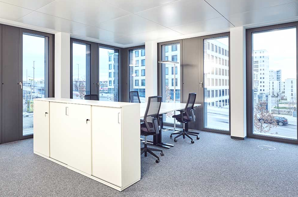 friedenheimer brücke coworking area