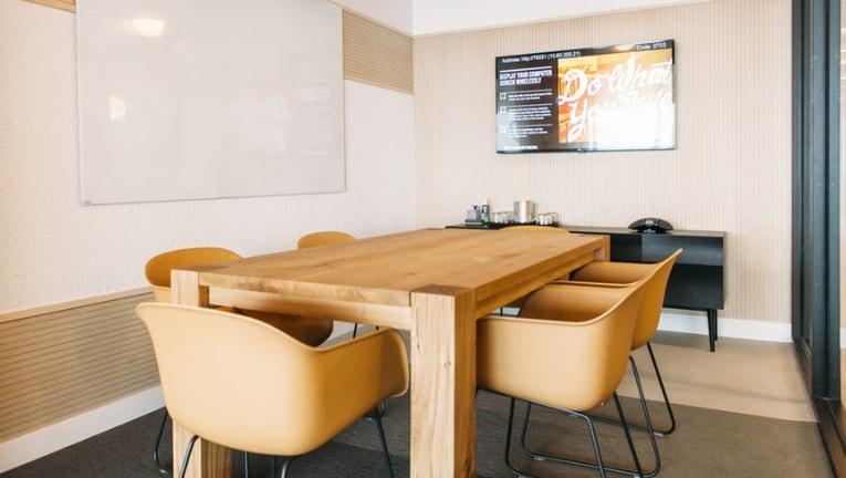 Gänsemarkt conference room