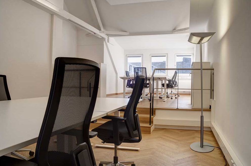 ludwigstrasse shared office
