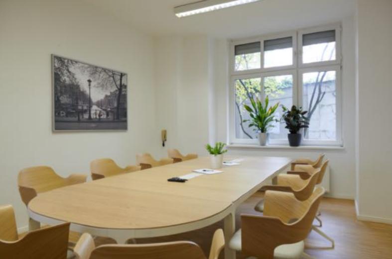 Schönhauser Allee Meeting room 1