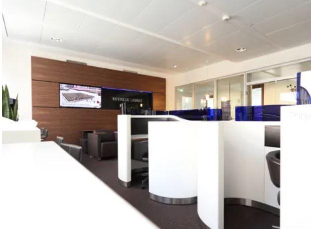 Waidmarkt business lounge