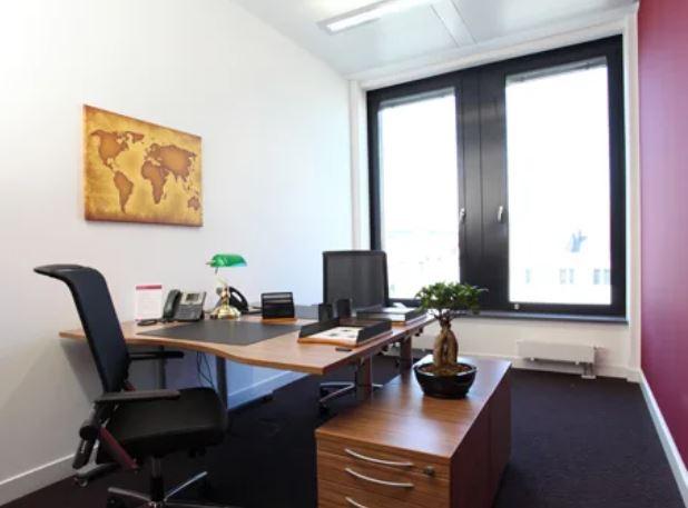 Waidmarkt private office