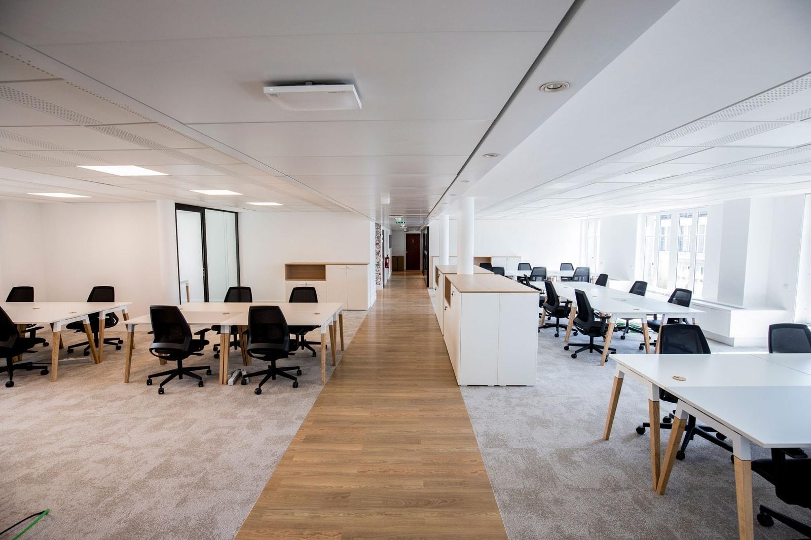 Spaces Rue De Londres office space for rent: rue de londres 18, paris