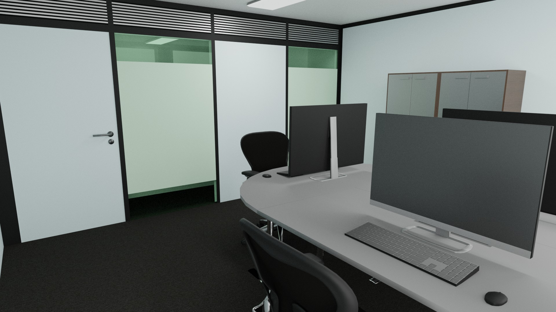 Office spaces of various sizes available