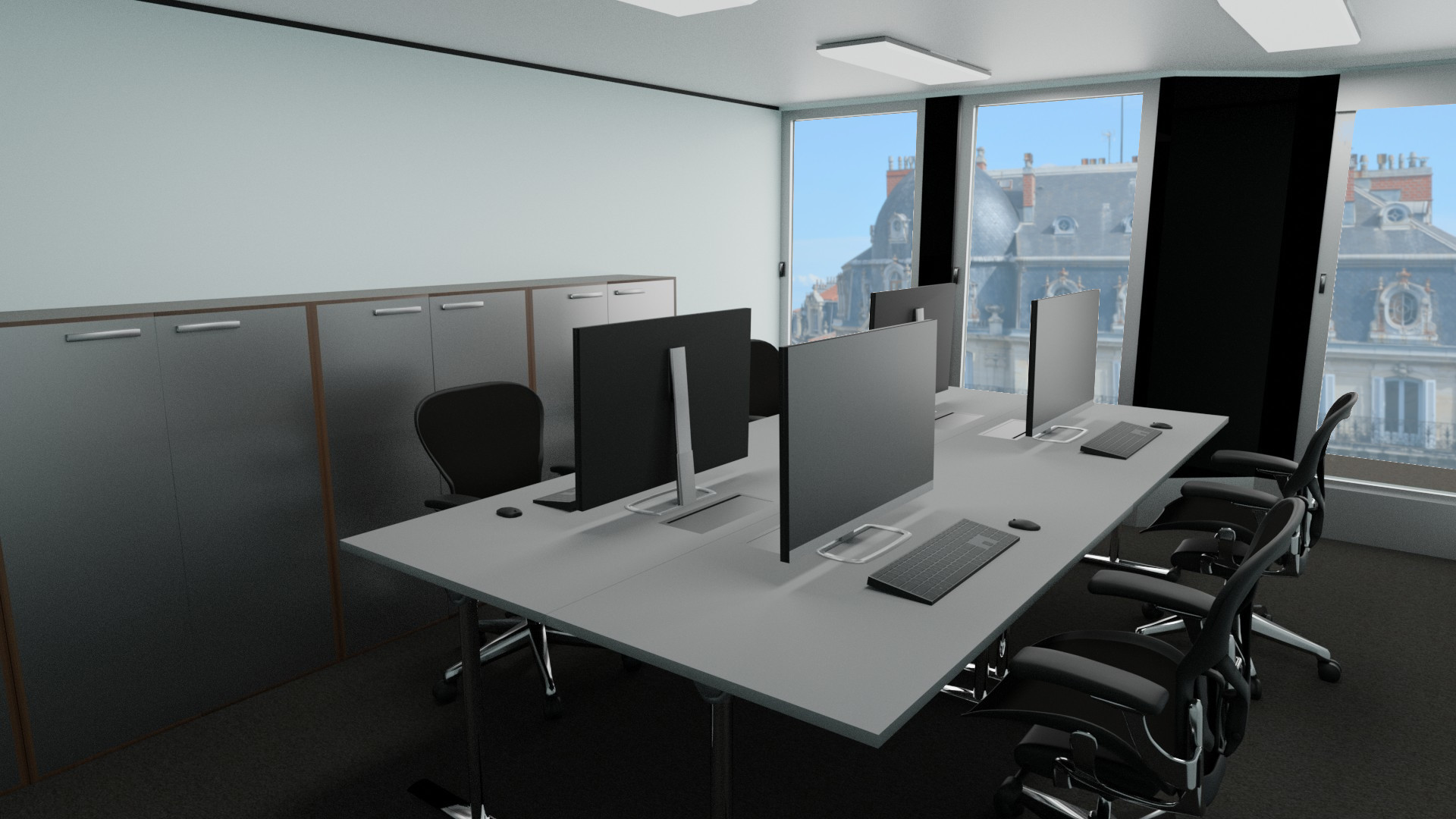 Office space for rent in Paris
