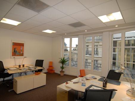 Bureau Open Space Rennes : Rent office space paris rue de rennes