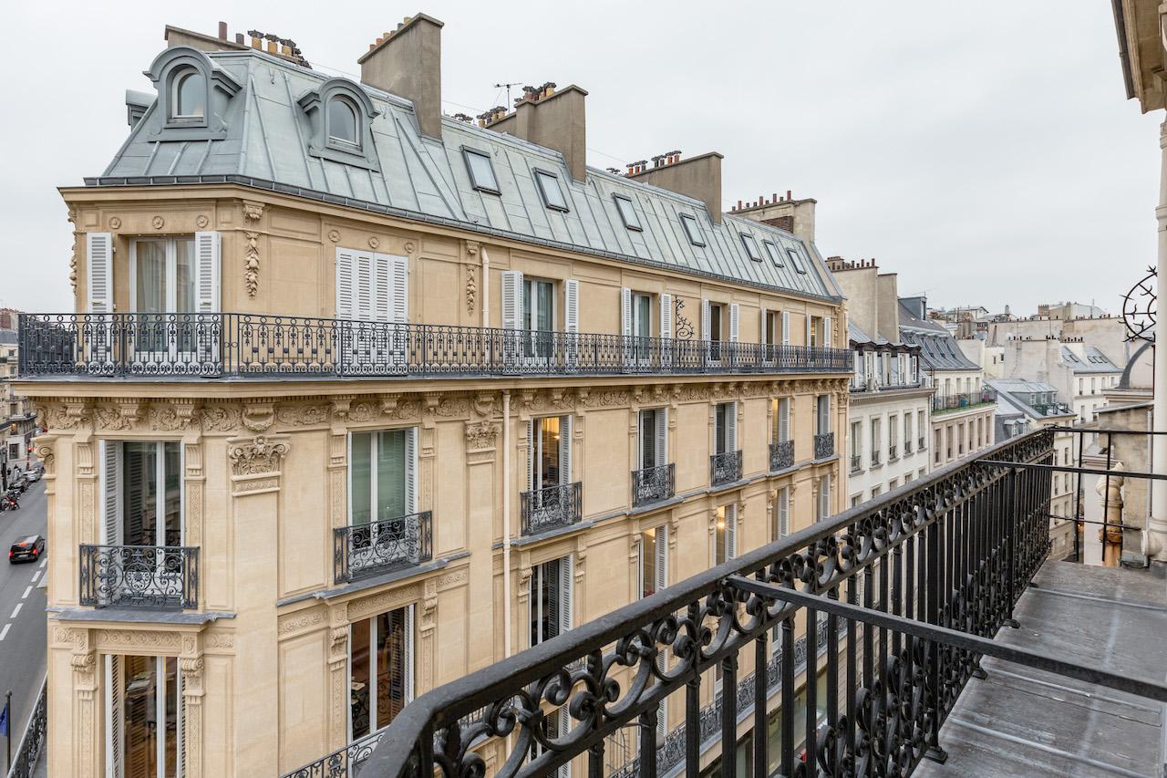 Bueau a louer rue du 4 septembre Paris