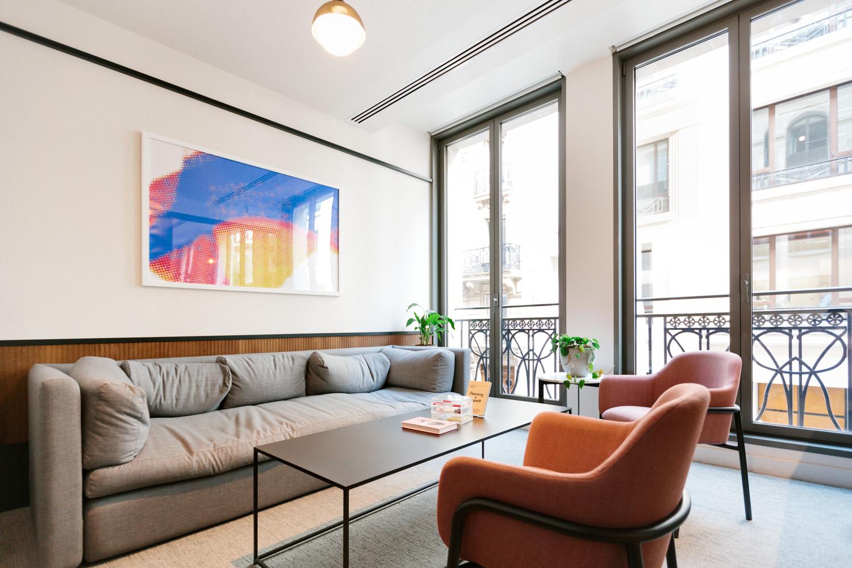 Bureau A Louer Paris 40 Rue Du Colisee Flexas Com