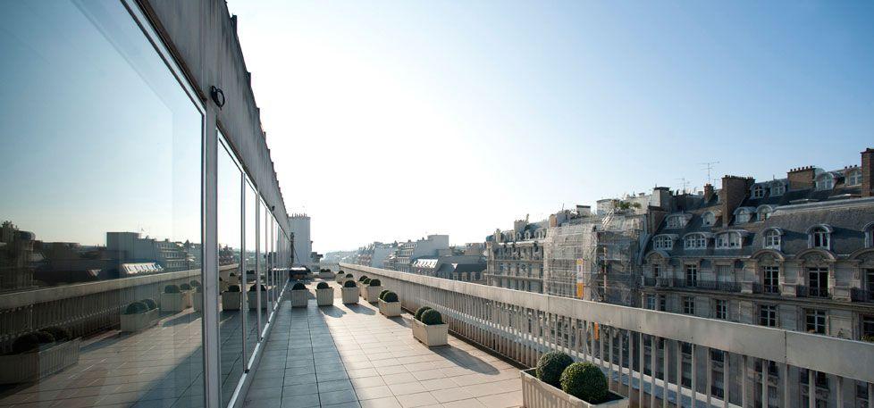 Office Space For Rent Avenue Montaigne 42 Paris
