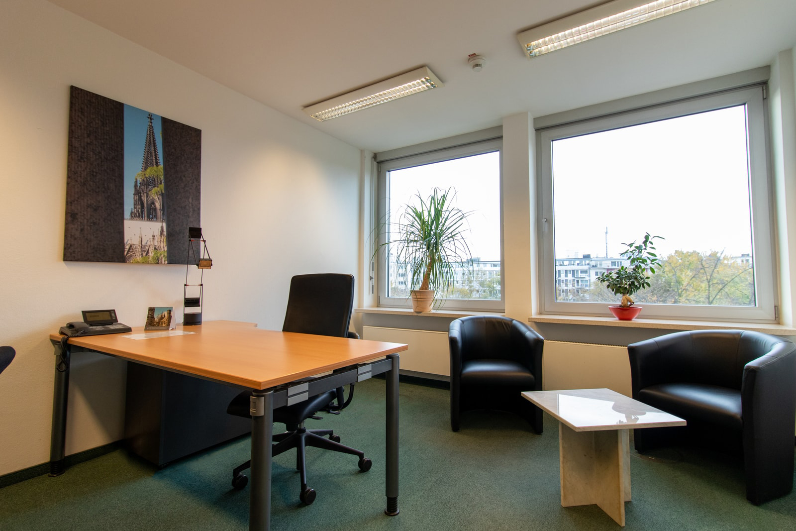 private office + mr2 Theodor-Heuss-Ring 23