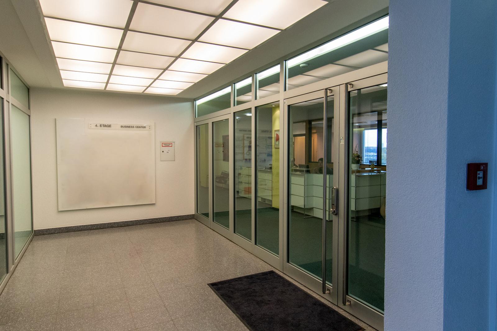 entrance Theodor-Heuss-Ring 23