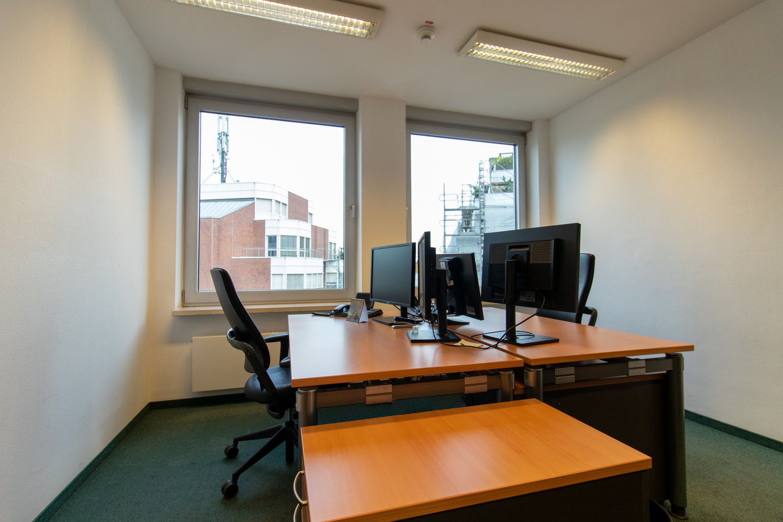 office with 3 ws Theodor-Heuss-Ring 23