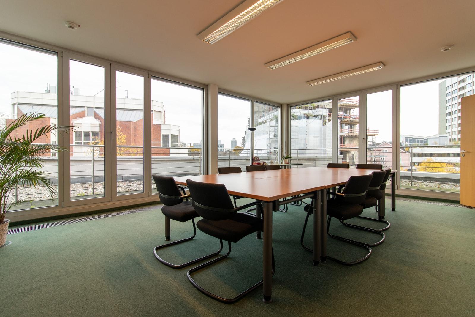 meeting room 2 Theodor-Heuss-Ring 23