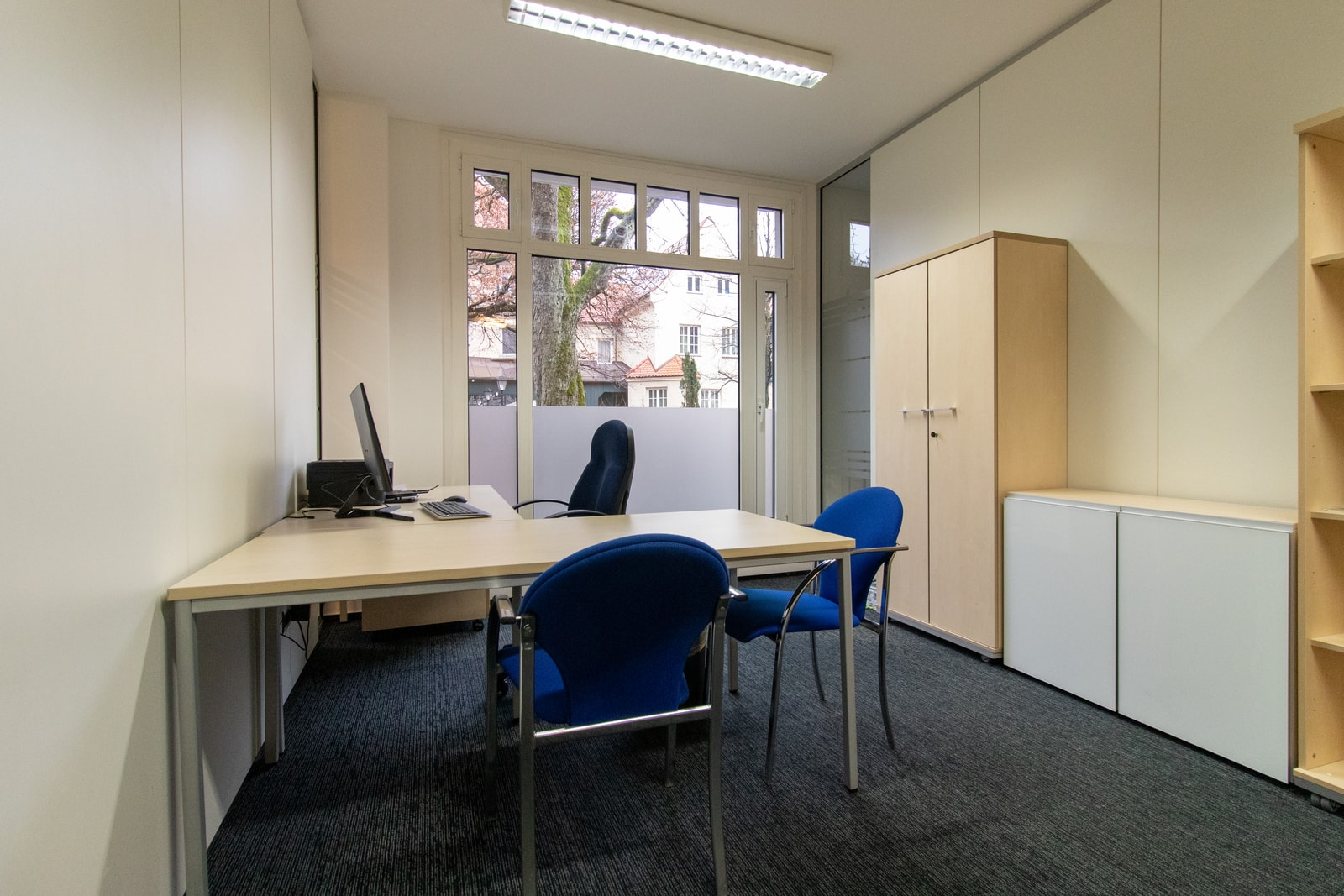 Offices available from around 11 - 36 m
