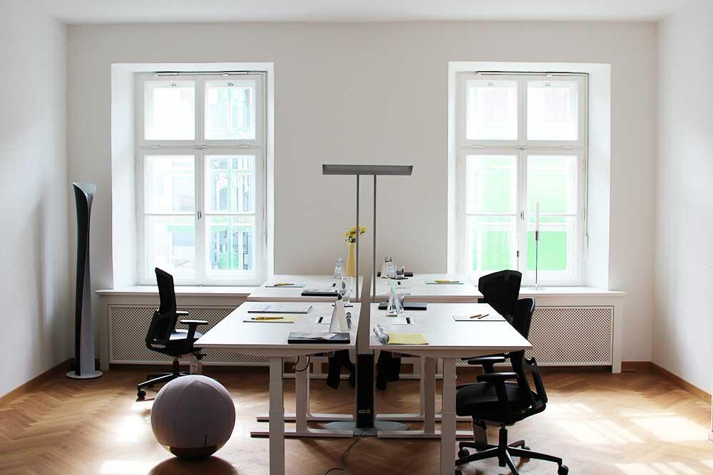 ludwigstrasse 9 office