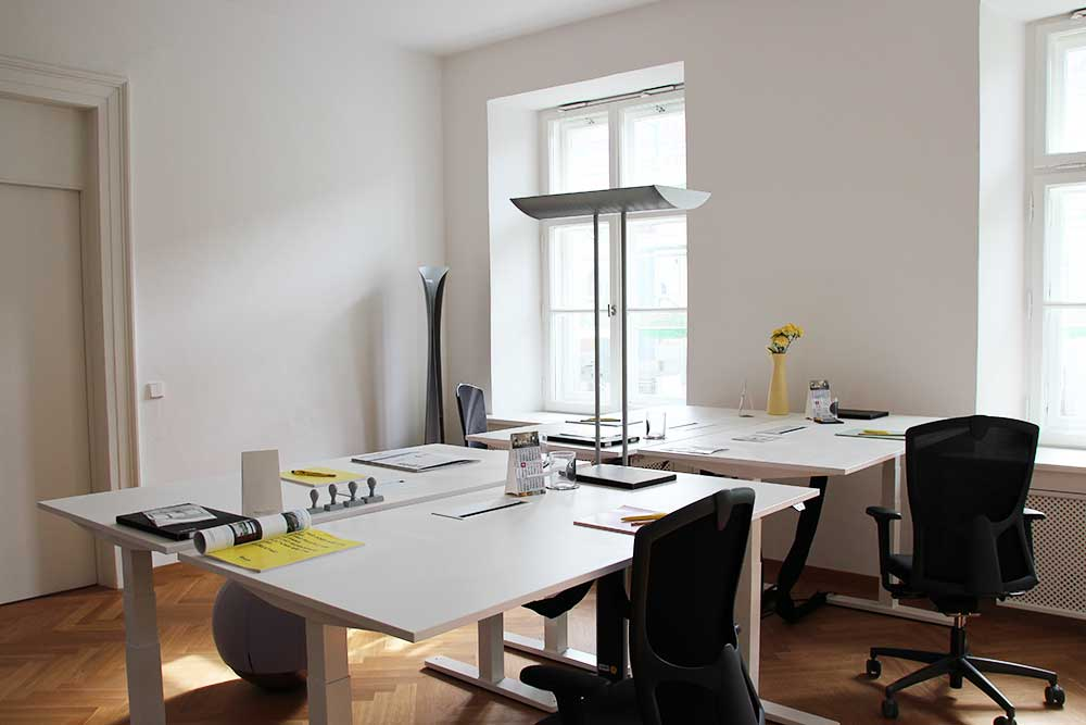 ludwigstrasse 9 private office