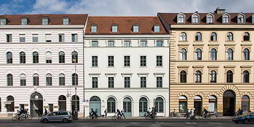 ludwigstrasse 9 building office