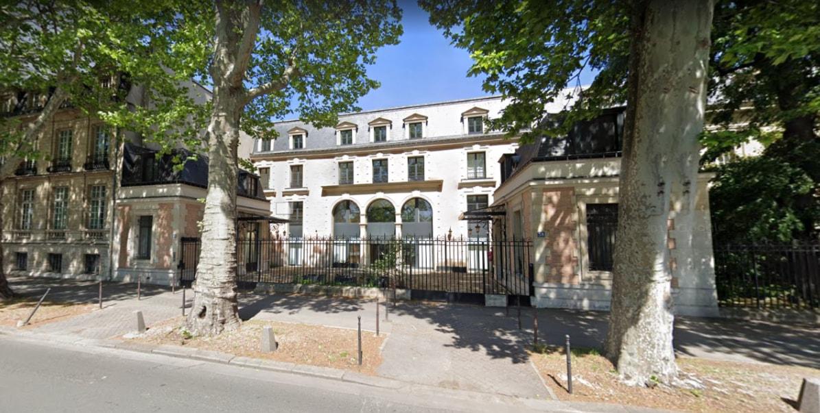 Kantoor huren aan de 38 av de New York in Parijs