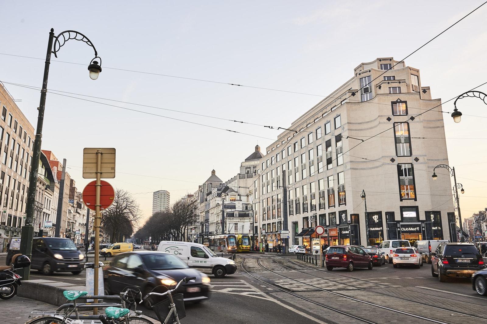 Kantoor huren aan de Louizalaan 65 in Brussel