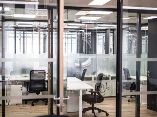 glass office grosse galusstrasse 16-18