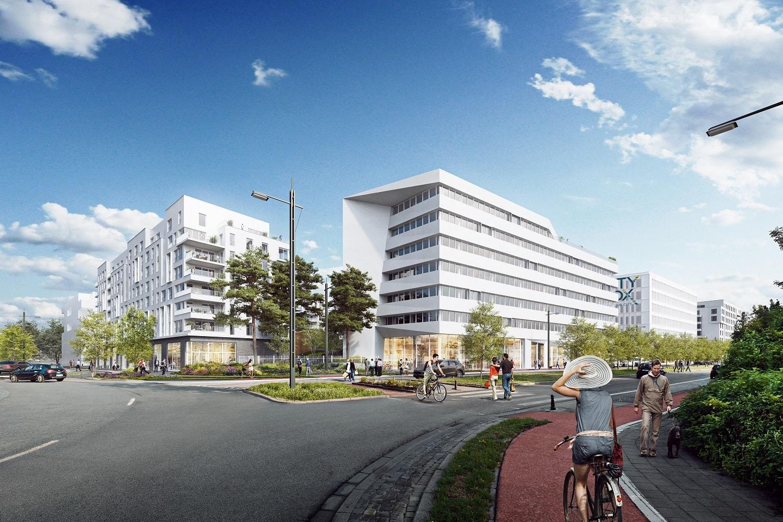 kantoor te huur aan de Industrielaan 9 Anderlecht