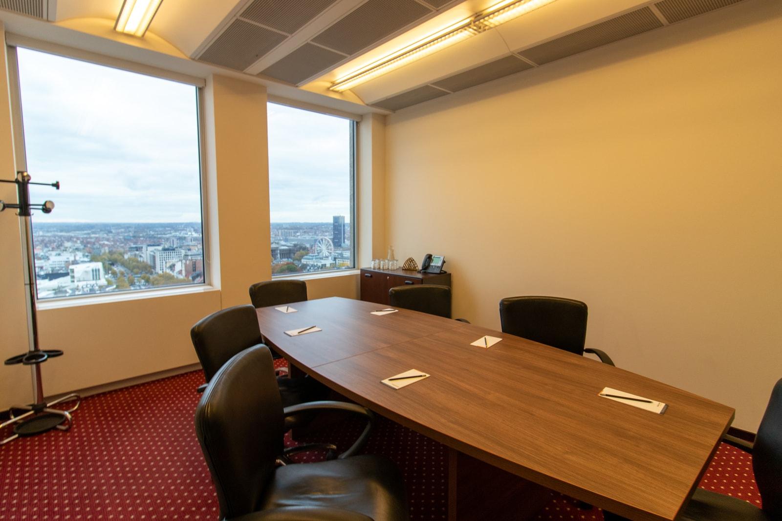 Recent gerenoveerde kantoorruimtes