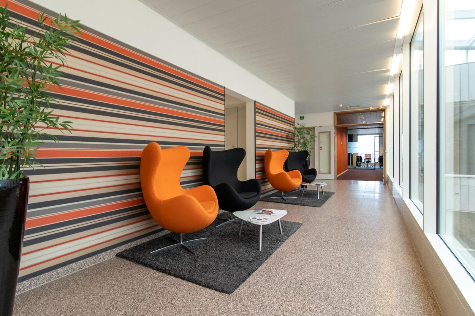 Centrale lounge