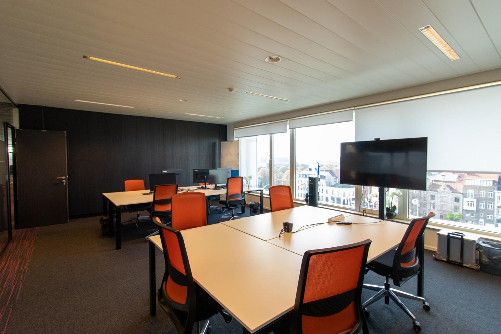 Verschillende kantoorunits
