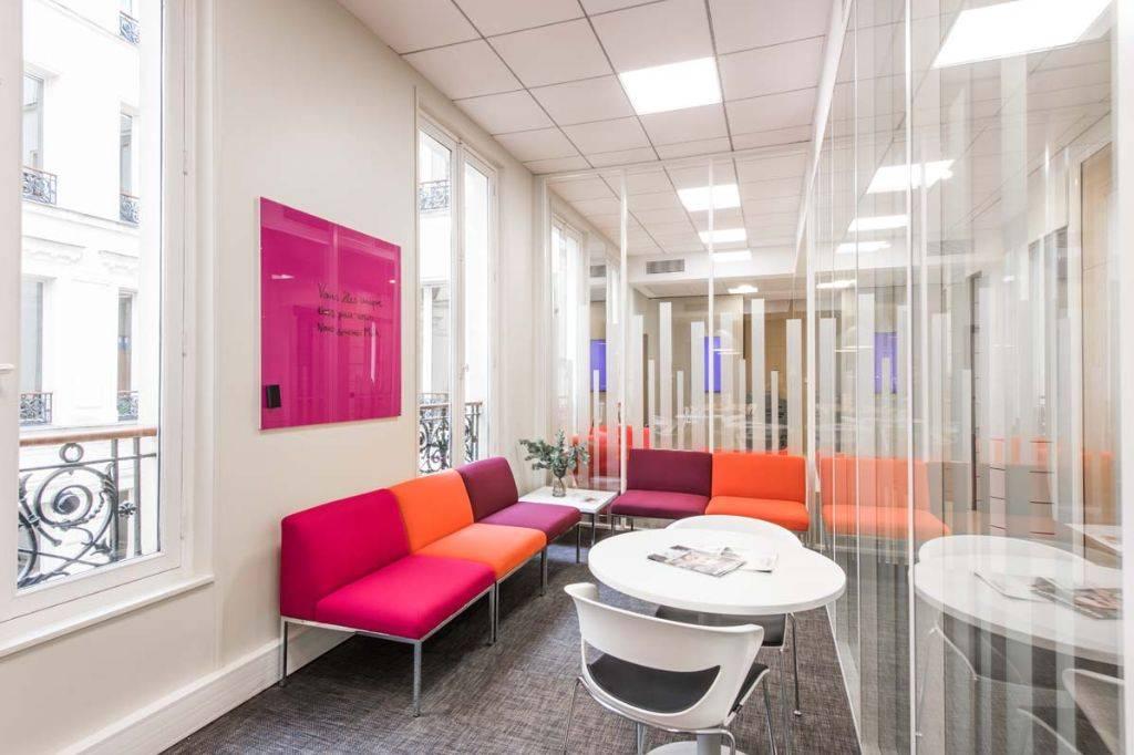 Rent an office in Paris