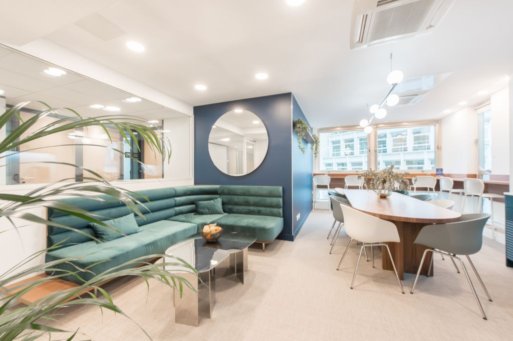 Rent an office in the 8th arrondissement of Paris