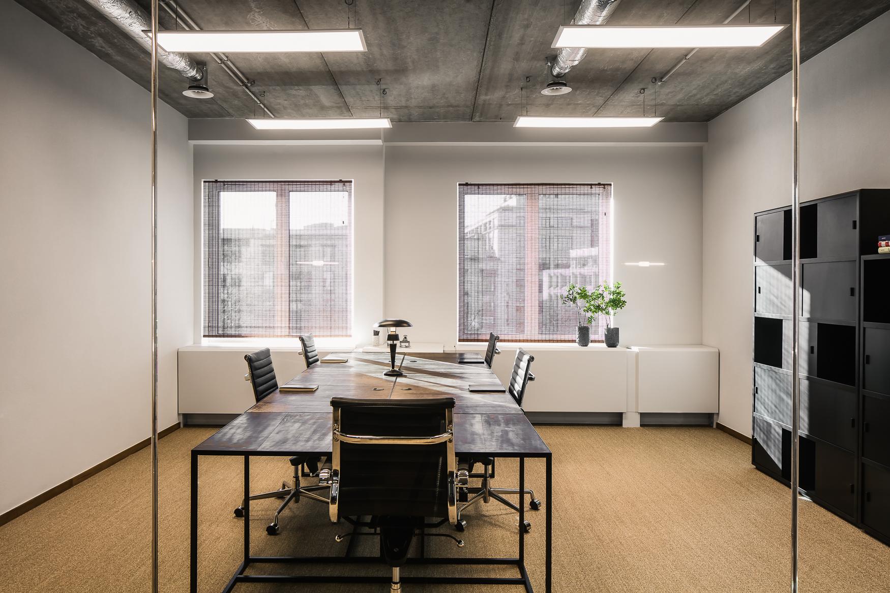 Privé kantoorunit