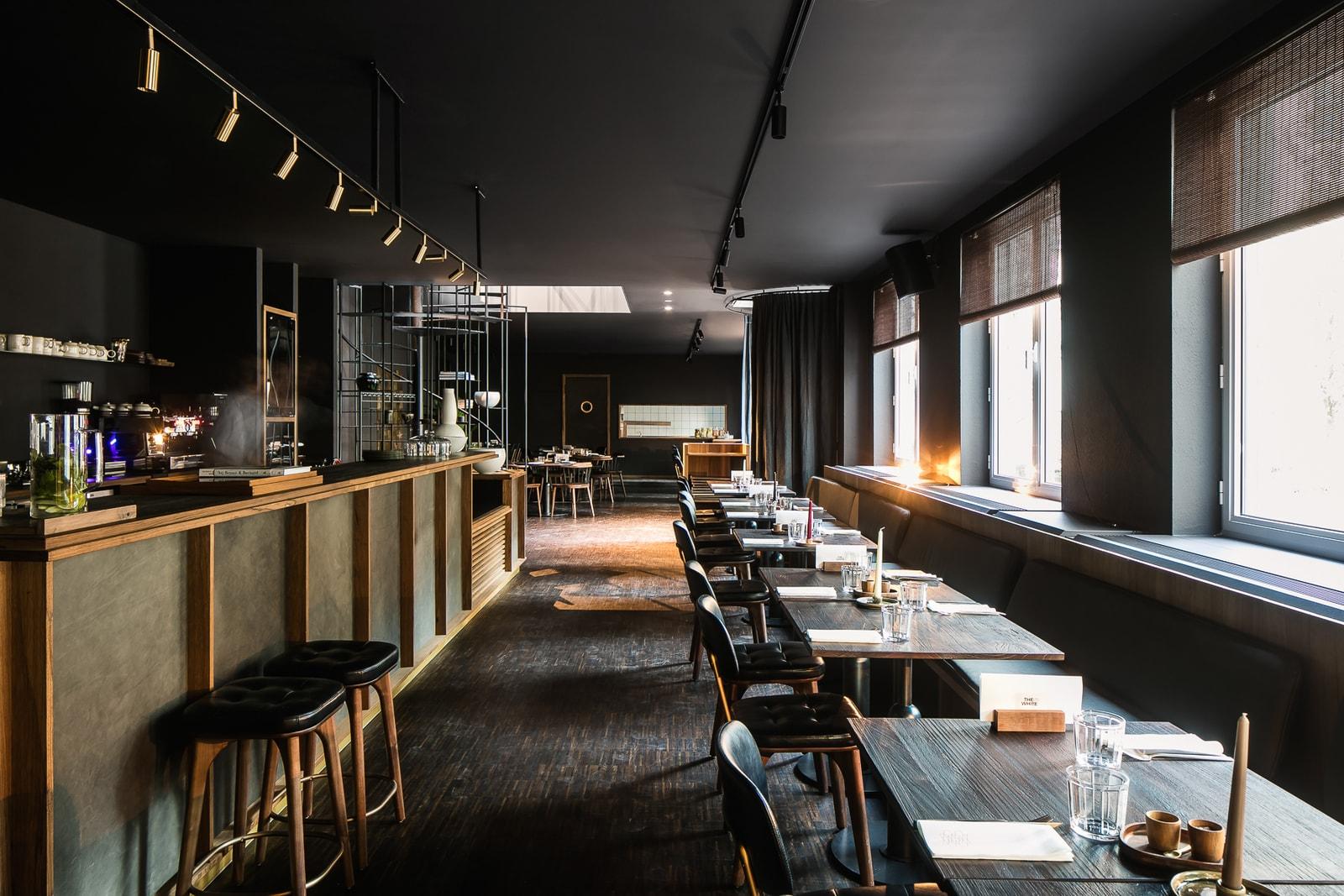 Sfeervolle restaurantruimte