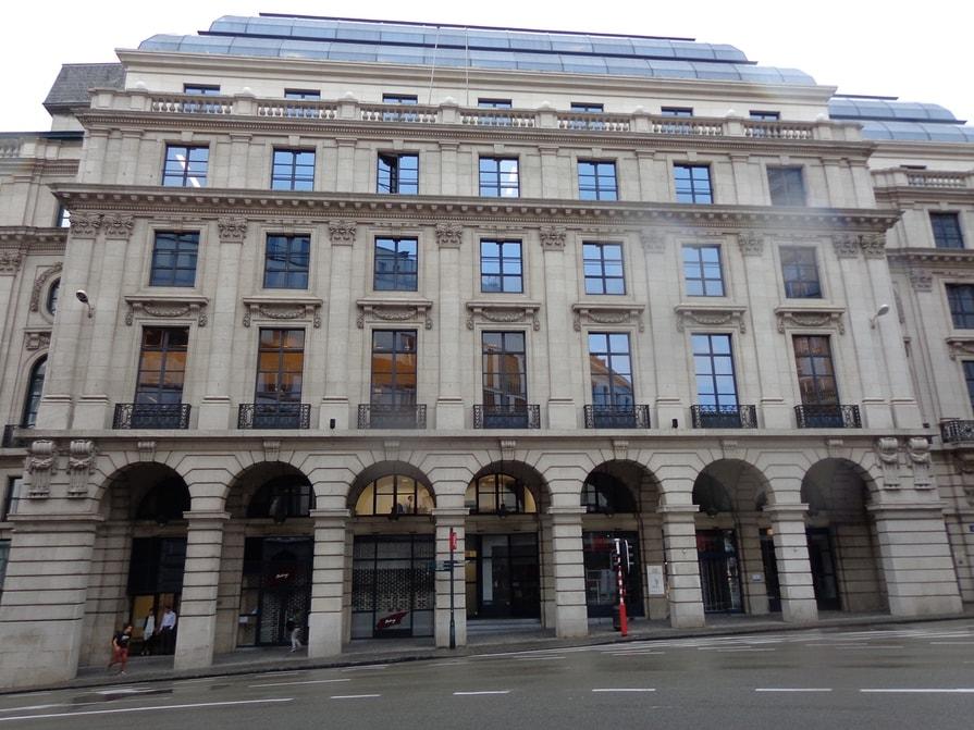 Kantoor te huur in Brussel