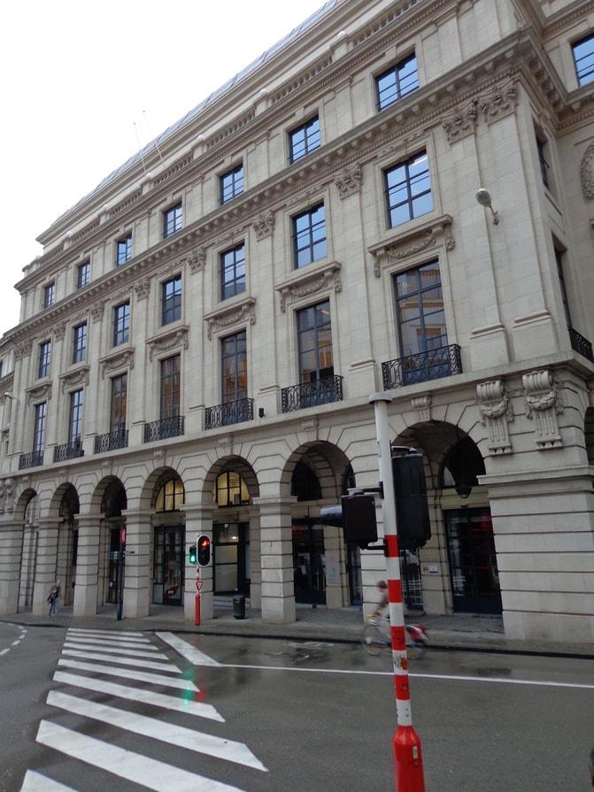 Historisch gebouw in het centrum van Brussel te huur