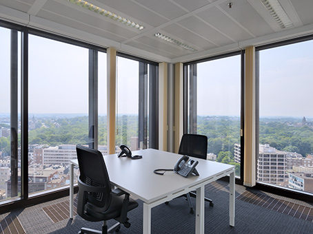 Office spaces Avenue Louise 480