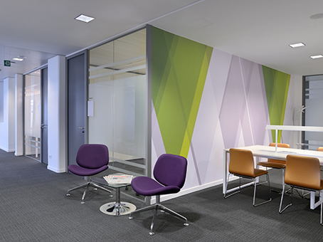Avenue Louise 480 offices
