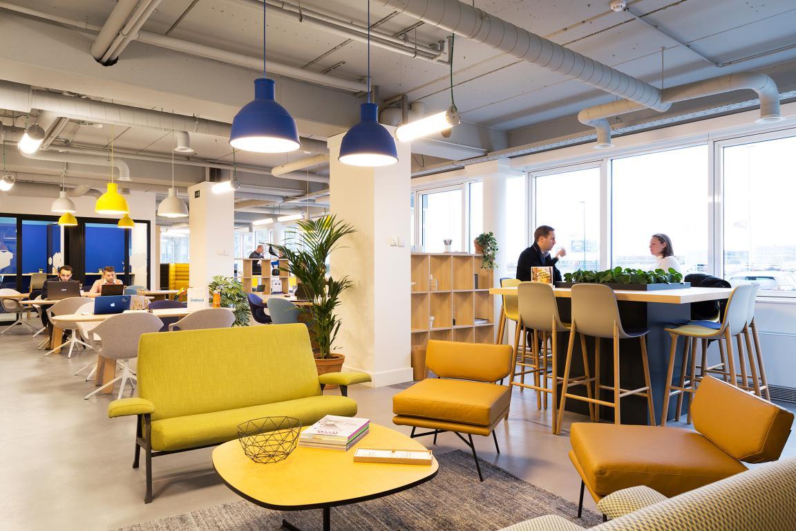 Coworking spaces in Diegem