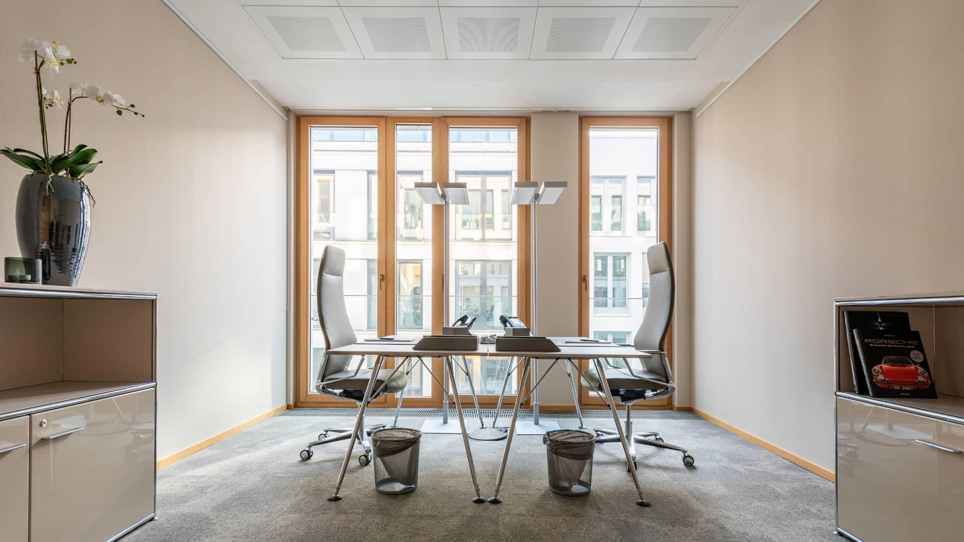 Neuer Wall meeting room 2