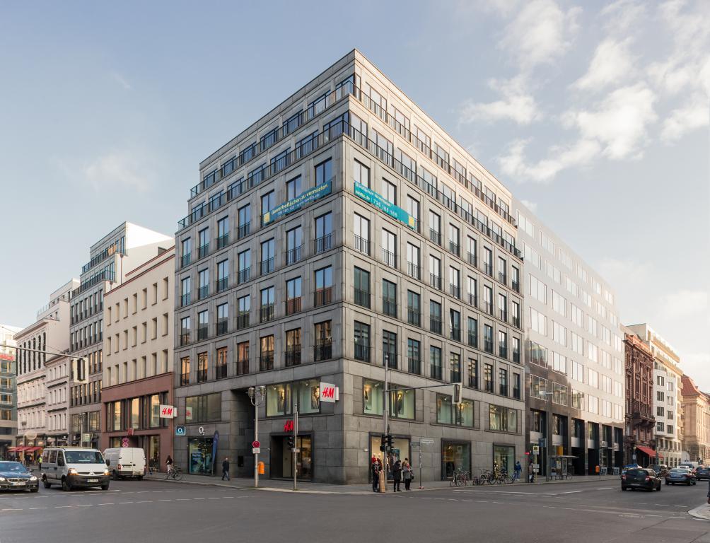 Friedrichstraße 10117 Berlin