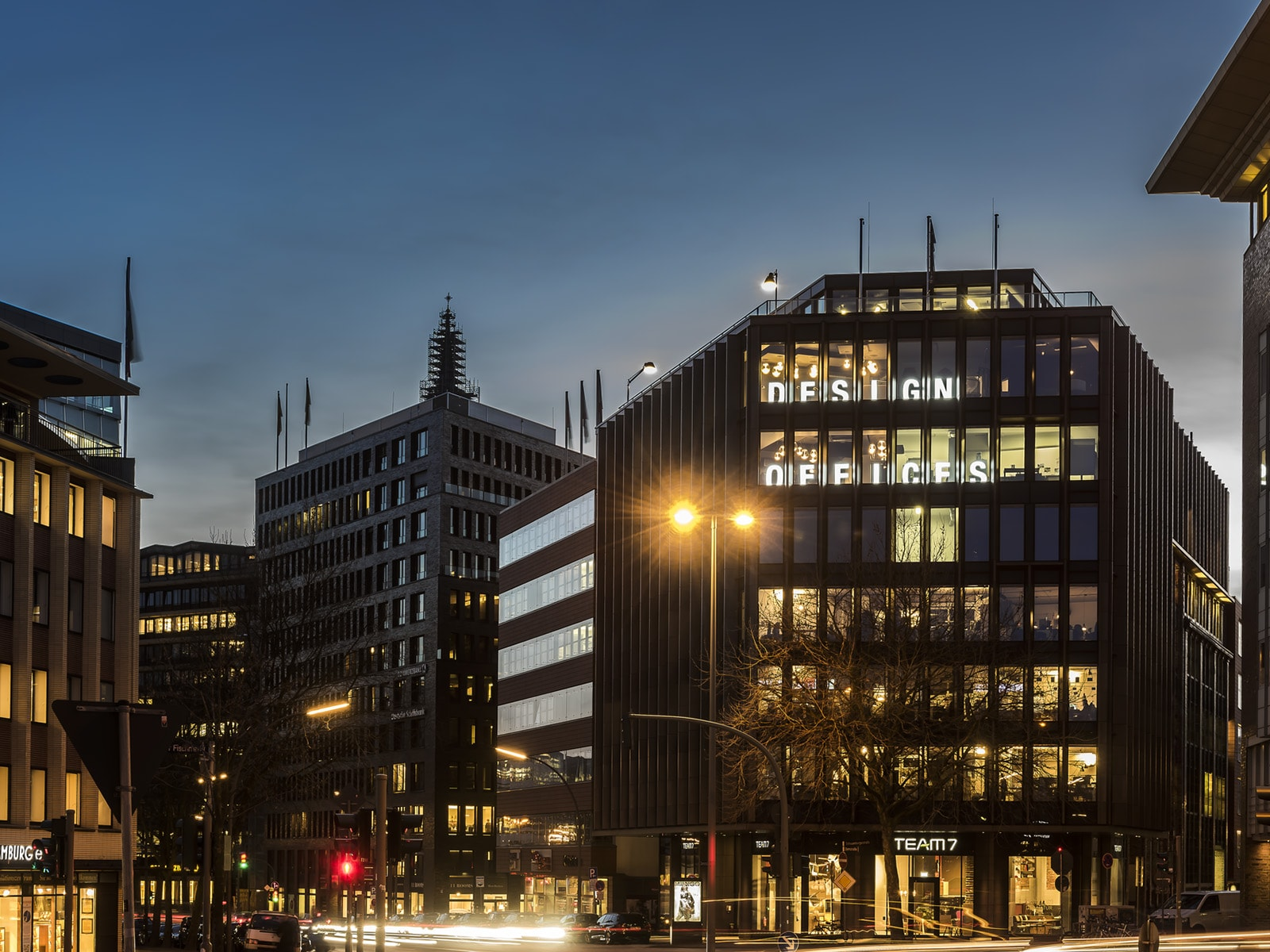 Rent Office Space Hamburg Domstrasse 10